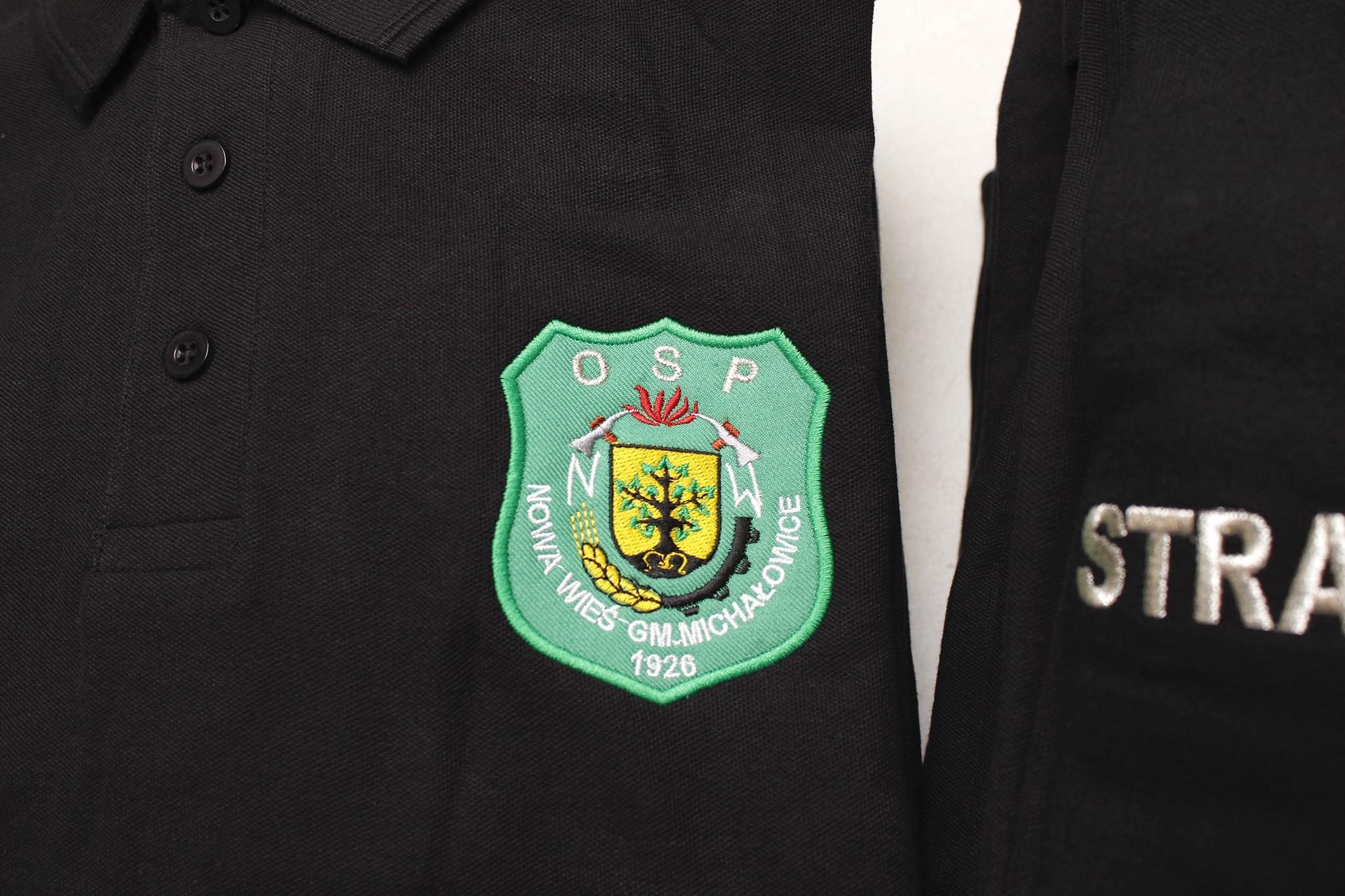 koszulka polo dla Osp Nowa Wieś